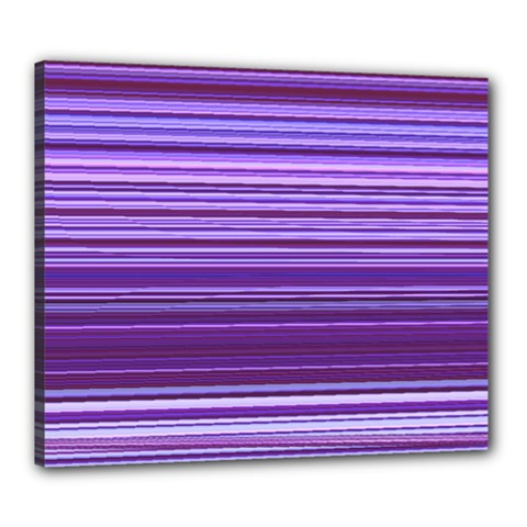 Stripe Colorful Background Canvas 24  x 20
