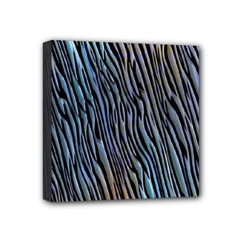 Abstract Background Wallpaper Mini Canvas 4  X 4
