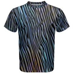Abstract Background Wallpaper Men s Cotton Tee