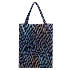 Abstract Background Wallpaper Classic Tote Bag