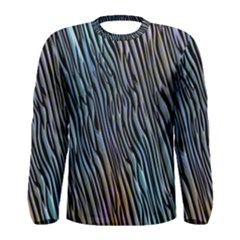 Abstract Background Wallpaper Men s Long Sleeve Tee