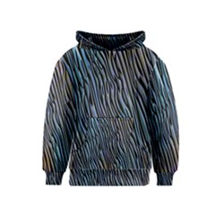 Abstract Background Wallpaper Kids  Pullover Hoodie