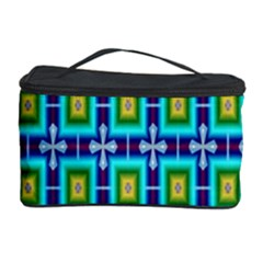 Seamless Background Wallpaper Pattern Cosmetic Storage Case