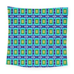 Seamless Background Wallpaper Pattern Square Tapestry (large)