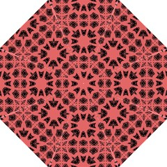 Digital Computer Graphic Seamless Patterned Ornament In A Red Colors For Design Hook Handle Umbrellas (medium)