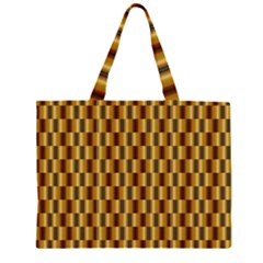 Gold Abstract Wallpaper Background Large Tote Bag