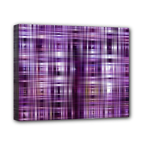 Purple Wave Abstract Background Shades Of Purple Tightly Woven Canvas 10  X 8