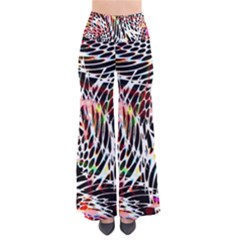 Abstract Composition Digital Processing Pants