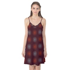 Abstract Dotted Pattern Elegant Background Camis Nightgown