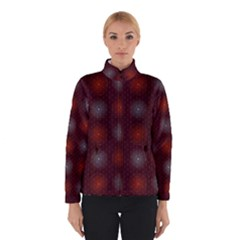 Abstract Dotted Pattern Elegant Background Winterwear