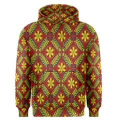 Beautiful Abstract Pattern Background Wallpaper Seamless Men s Pullover Hoodie