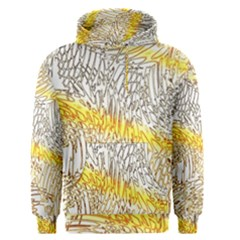 Abstract Composition Pattern Men s Pullover Hoodie