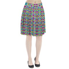 Wood And Flower Trees With Smiles Of Gold Pleated Skirt