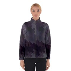 Abstract Pattern Moving Transverse Winterwear