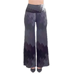 Abstract Pattern Moving Transverse Pants