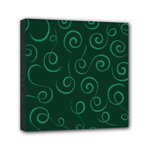 Pattern Mini Canvas 6  x 6