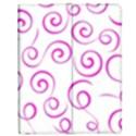 Pattern Apple iPad Mini Flip Case View1