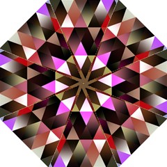 Triangles Abstract Triangle Background Pattern Straight Umbrellas