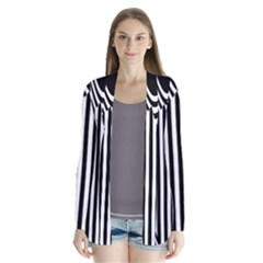 Stripe Abstract Stripped Geometric Background Cardigans