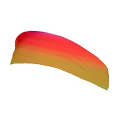 Watercolour Abstract Paint Digitally Painted Background Texture Stretchable Headband
