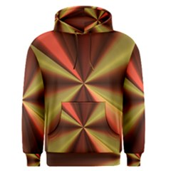 Copper Beams Abstract Background Pattern Men s Pullover Hoodie