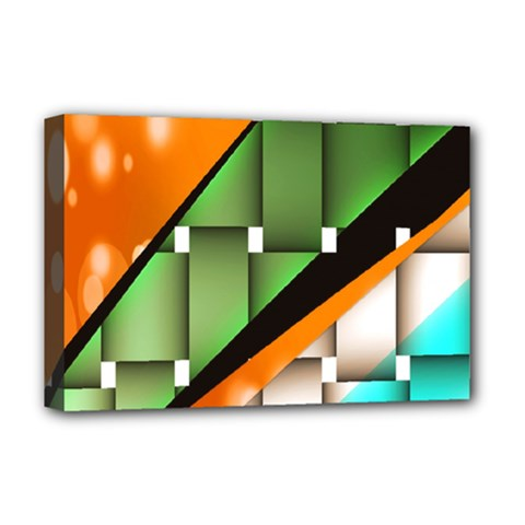 Abstract Wallpapers Deluxe Canvas 18  x 12