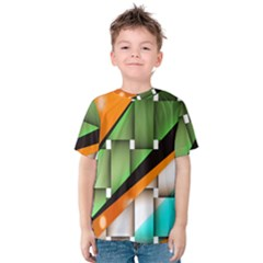 Abstract Wallpapers Kids  Cotton Tee