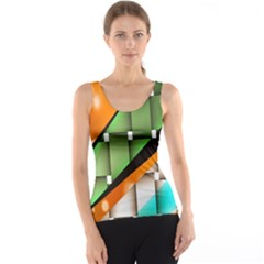 Abstract Wallpapers Tank Top