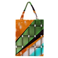 Abstract Wallpapers Classic Tote Bag