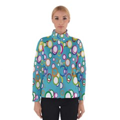 Circles Abstract Color Winterwear