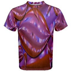 Passion Candy Sensual Abstract Men s Cotton Tee