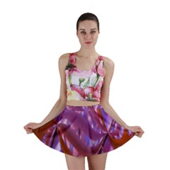 Passion Candy Sensual Abstract Mini Skirt