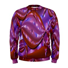 Passion Candy Sensual Abstract Men s Sweatshirt
