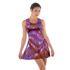 Passion Candy Sensual Abstract Cotton Racerback Dress