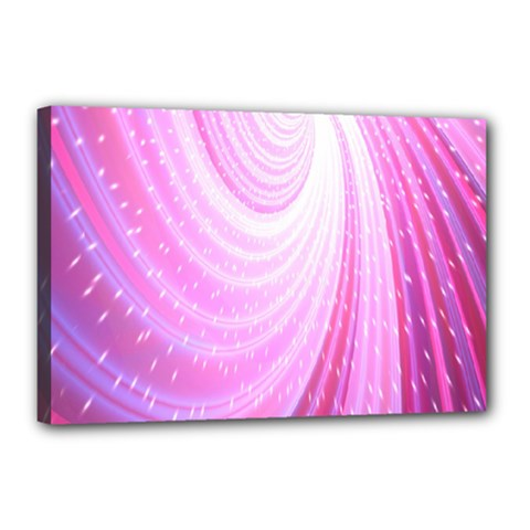 Vortexglow Abstract Background Wallpaper Canvas 18  X 12