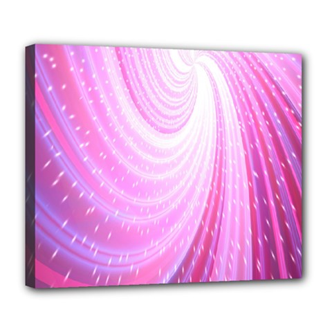 Vortexglow Abstract Background Wallpaper Deluxe Canvas 24  X 20