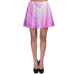 Vortexglow Abstract Background Wallpaper Skater Skirt