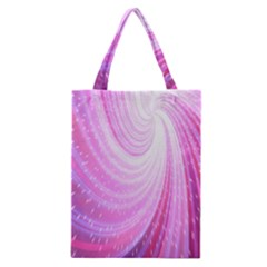 Vortexglow Abstract Background Wallpaper Classic Tote Bag