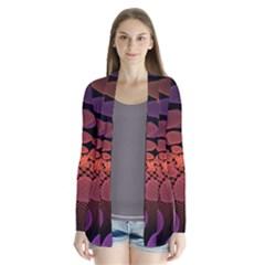 Heart Invasion Background Image With Many Hearts Cardigans