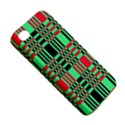 Bright Christmas Abstract Background Christmas Colors Of Red Green And Black Make Up This Abstract Apple iPhone 4/4S Hardshell Case View5