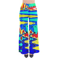 Bright Colours Abstract Pants