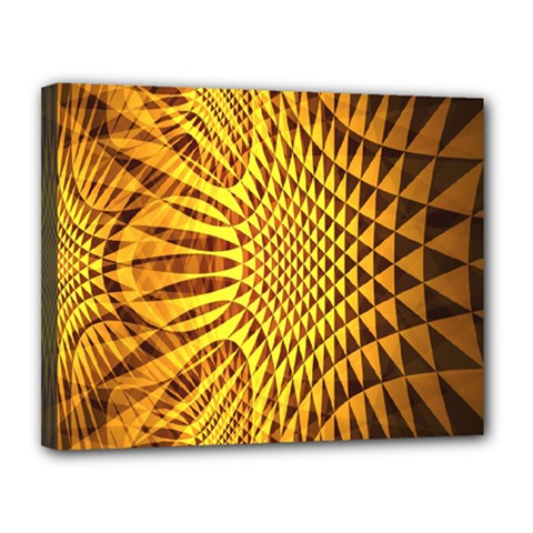 Patterned Wallpapers Canvas 14  X 11