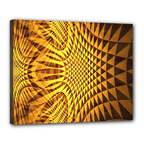 Patterned Wallpapers Canvas 20  X 16