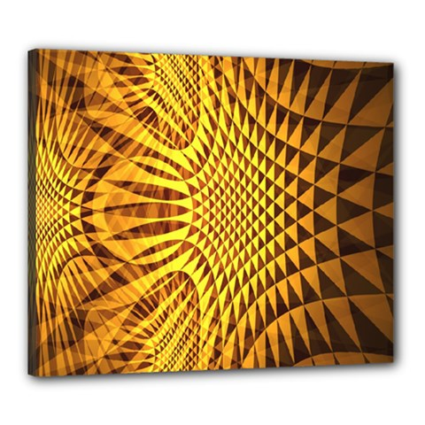 Patterned Wallpapers Canvas 24  X 20