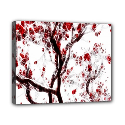 Tree Art Artistic Abstract Background Canvas 10  x 8