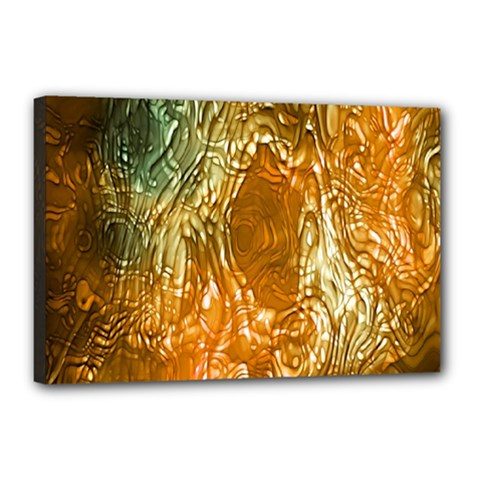 Light Effect Abstract Background Wallpaper Canvas 18  x 12