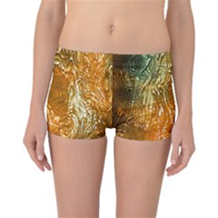 Light Effect Abstract Background Wallpaper Boyleg Bikini Bottoms