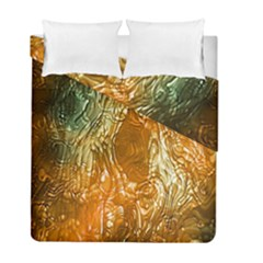 Light Effect Abstract Background Wallpaper Duvet Cover Double Side (full/ Double Size)