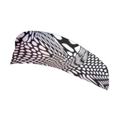 Abstract Fauna Pattern When Zebra And Giraffe Melt Together Stretchable Headband
