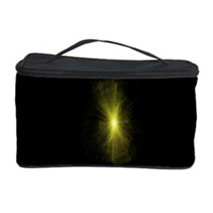 Star Lights Abstract Colourful Star Light Background Cosmetic Storage Case